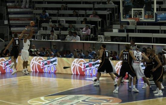Deportes de sala (Baloncesto, Fútbol Sala…)