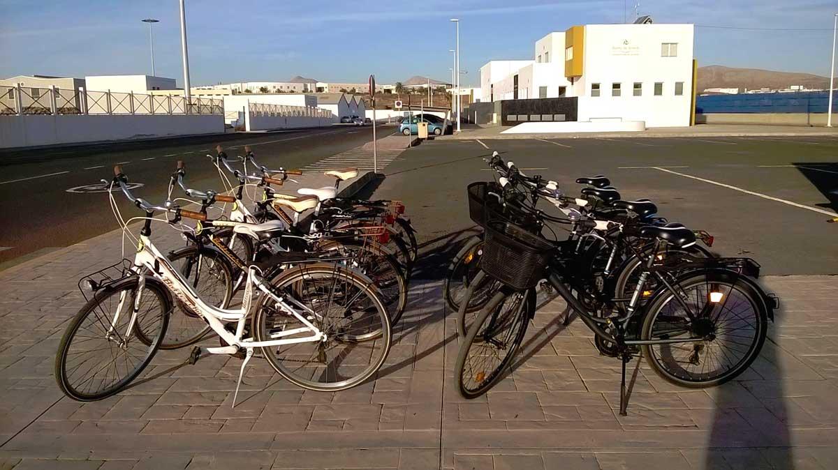 Alquiler de bicicletas en...