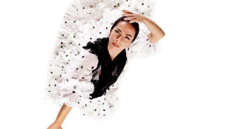 Caprichos del tiempo, danza flamenca en Jameos del Agua (Sábado, 19 de noviembre)