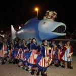 Arrecife despide el Carnaval Encantado con el Entierro de la Sardina