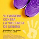 Carrera contra la violencia de género 2018 (Sábado, 24 de noviembre)