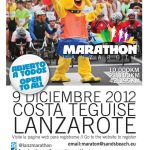 Lanzarote International Marathon 2012 (Domingo, 09 de diciembre)