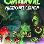 Programa Carnaval Puerto del Carmen 2018 (Del 15 al 18 de febrero)