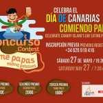 """II Concurso """"Come Papas"""" en C.C. Biosfera (Sábado, 27 de mayo)"""