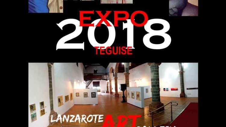 Exposición Lanzarote Art Gallery 2018 (Del 21 de enero al 28 de febrero)