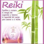 Curso iniciación de Reiki Usui (I) tradicional (Domingo, 19 de abril)