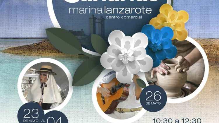 Día de Canarias en Marina Lanzarote