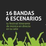 Última semana de conciertos del Festival Arrecife en Vivo!!! Estrella Galicia (Viernes, 11 de octubre)