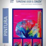 Expresiones desde el Corazón, exposición de José Antonio Manchado en Tías (Del 05 al 28 de mayo)