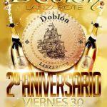 2º Aniversario Doblón Lanzarote (Viernes, 30 de octubre)