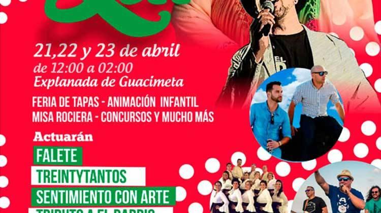 Feria del Sur Playa Honda 2017 (Del 21 al 23 de abril)