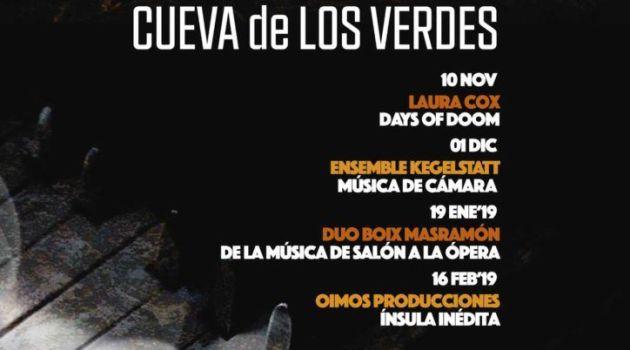 Festival de Música de la Cueva de los Verdes