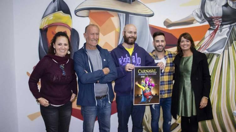 Teguise ya tiene su cartel de Carnaval 2018