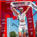 Alessandro Degasperi y Diana Riesler, ganadores del IronMan Lanzarote 2015