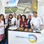 La enogastronomía de Lanzarote triunfa en Madrid Fusión 2018