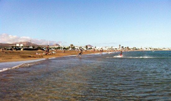 Playa de Guacimeta (Playa Honda)
