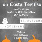Fin de semana de Halloween en Costa Teguise (Viernes 31 de octubre y sábado 1 de noviembre)
