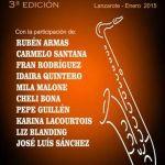 Bossa Nova y Jazz en Arrecife (Sábado, 10 de enero)
