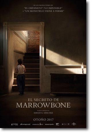 El secreto de Marrowbone cine atlantida cines lanzarote