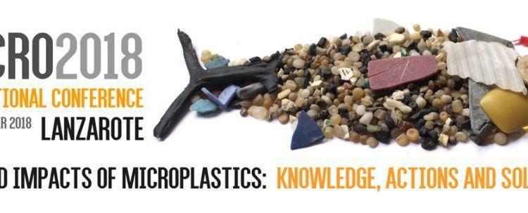 conferencia micro plasticos lanzarote