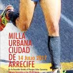 Milla Nocturna Ciudad de Arrecife 2017 (Viernes, 14 de julio)