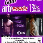 Gran Gala Arte Pasión en Bahía Beach Club (Viernes, 13 de diciembre)