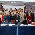 Casi una treintena de profesionales se gradúan en la primera promoción del MBA de Turismo de Lanzarote