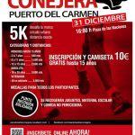 XVII San Silvestre Conejera Puerto del Carmen (Sábado, 31 de diciembre)