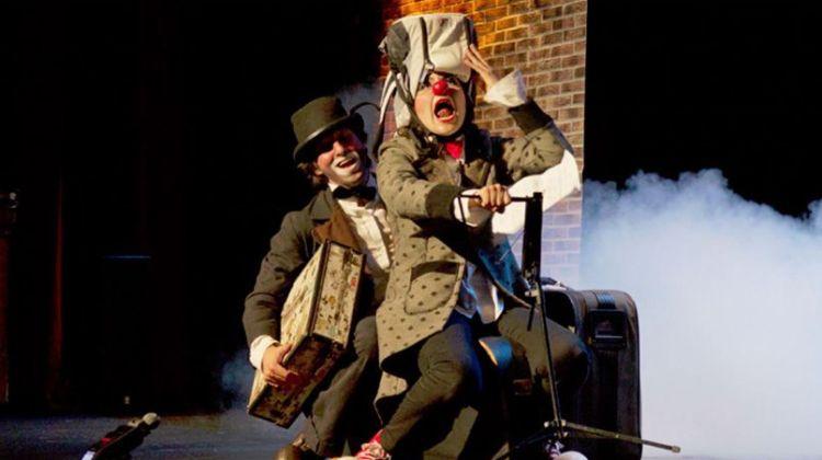 Espectáculo Desconcierto de Clownbaret (Sábado, 24 de febrero)