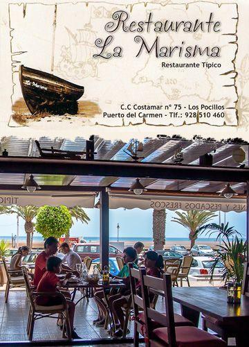 vistas desde restaurante la marisma