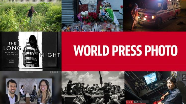 World Press Photo 2015 (Del 30 de julio al 21 de agosto)
