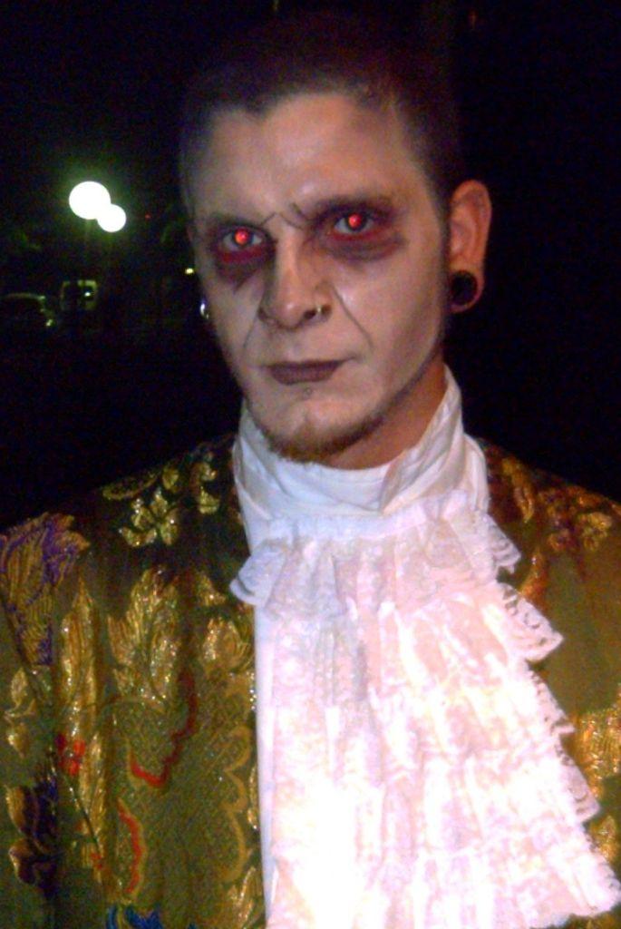 Hotel Burn vampiro