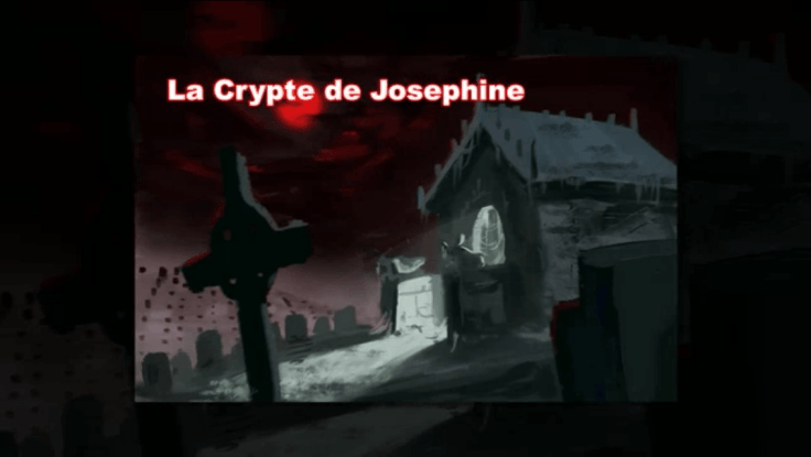 La Crypte de Josephine logo