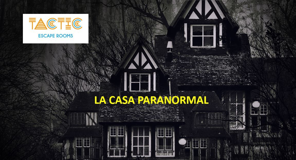 Room Escape La Casa Paranormal
