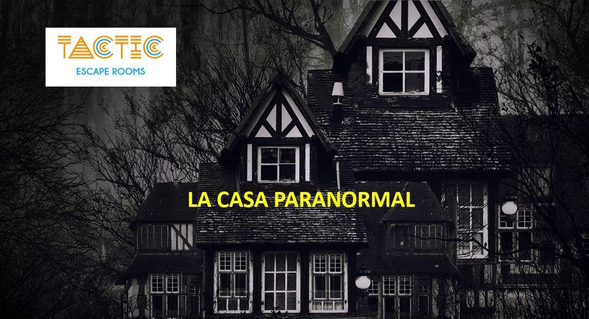 Room Escape La Casa Paranormal