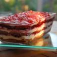 Avec l'été qui approche, voici une recette d'un tiramisu aux spéculos et confiture de cerise, à consommer évidemment sans modération ! Ingrédients: 1 paquet de spéculos (40 biscuits) 2 boîtes […]