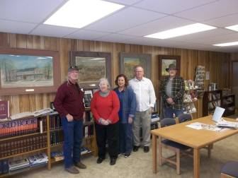 2016 02 12 Thayer Library Pictures up