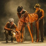 Interactive Exhibit of Puppetry and World War I at the Segerstrom Center for the Arts