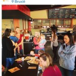 InstaCapture of the OC Mom Blog Bruxie Readership Event