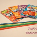 Kool-Aid Watercolor Painting