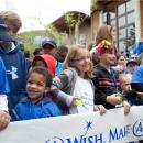 Third Annual Make-a-Wish Walk for Wishes Celebration