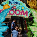 Knott's Berry Farm Berry Bloom Event