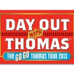 A Day Out With Thomas: The GO GO Thomas Tour and Giveaway