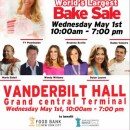 Please Join Us for Sandra Lee's #WorldsLargestBakeSale Twitter Party