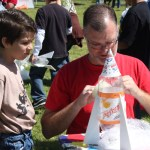 You're Invited: Discovery Science Center Rocket Launch