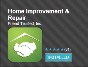 friend trusted app