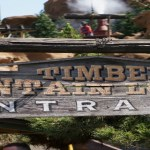 The Timber Mountain Log Ride Grand Re-Opening at Knott's Berry Farm