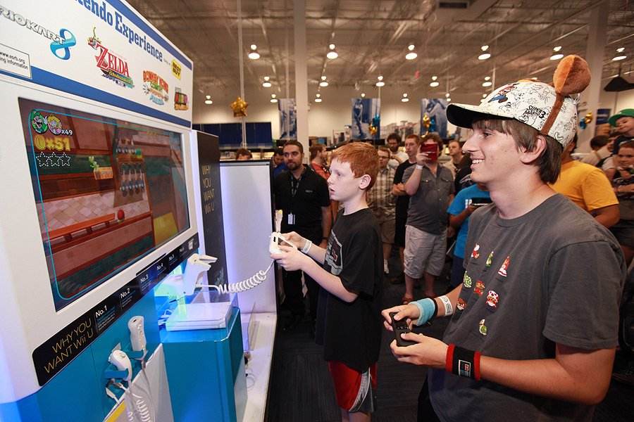 Nintendo Experience at Best Buy