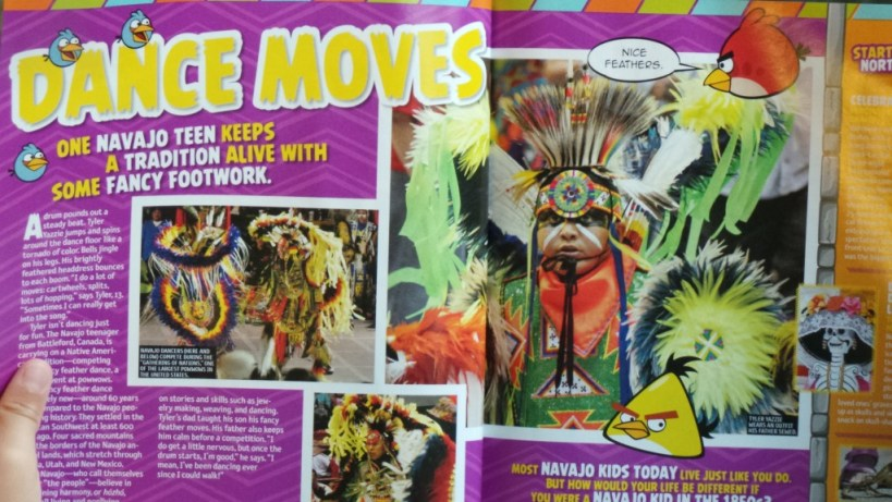 Summer Activity Guide: National Geographic Kids Angry Birds
