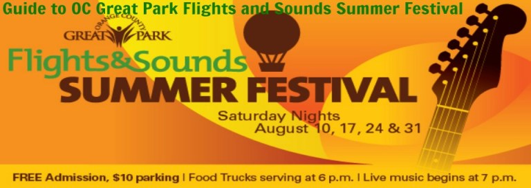 Flights and Sounds Summer Festival Guide featured